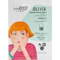 PuroBIO Arcmaszkok: Olivia Alginát maszkok zsíros bőrre