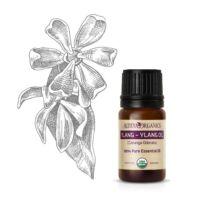 Alteya Organics Ylang-ylang Complete (Cananga odorata) Essential Oil - organic 5ml
