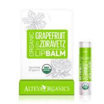 Alteya Organics Lip Balm - Grapefruit Zdravetz 5g