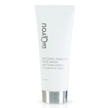 Bio2You Radiant Face Mask with Seabuckthorn and Hyaluronic Acid