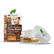 Dr. Organic Cocoa Butter Night Cream 50ml
