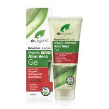Dr. Organic Aloe Vera Gel with Tea Tree 200ml