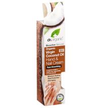 Dr. Organic Virgin Coconut Oil Hand and Nail Cream 100ml