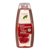Dr. Organic Pomegranate Body Wash 250ml
