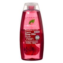 Dr. Organic Rose Otto Body Wash 250ml
