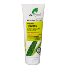 Dr. Organic Tea Tree Body Lotion 200ml
