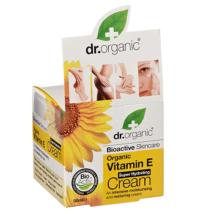 Dr. Organic Vitamin E Hydrating Cream 50ml