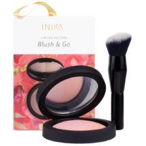 Inika Gift Set - Blush & Go