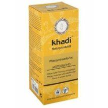 Khadi Hair Colour - Medium Blond 100g