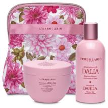 L'Erbolario Beauty-Set Petal Shades of Dahlia