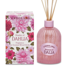 L'Erbolario Dahlia Fragrance for Scented Wood Sticks 250ml