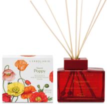 L'Erbolario Papavero Soave - Sweet Poppy Fragrance for Scented Wood Sticks 200ml