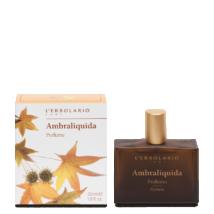 L'Erbolario Ambraliquida Perfume 50ml