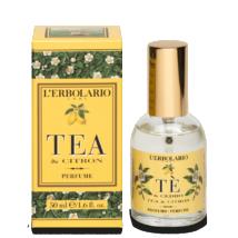 L'Erbolario Tea & Citron Perfume 50ml