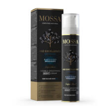 Mossa Intensive Wrinkle-Smoothing Night Cream with Black Elder 50ml