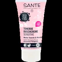 Sante Sensitive Shower Cream White Clay and Almond Oil 150ml