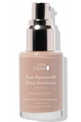 100% Pure Fruit Pigmented® Erős fedésű vízbázisú alapozó - Cool 2.0 30ml