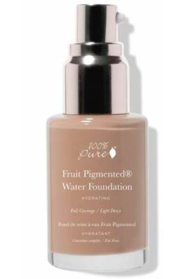 100% Pure Fruit Pigmented® Erős fedésű vízbázisú alapozó - Neutral 3.0 30ml