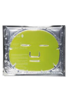 100% Pure Hidrogél arcmaszk zöld teával 60g