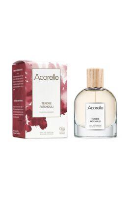 Acorelle Bio parfüm (EDP) - Színtiszta Pacsuli (Jó közérzetet ad) 50ml