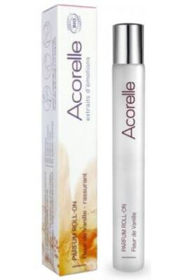 Acorelle Bio parfüm (EDP) Roll-on - Vanília Virágzás (Önbizalmat ad) 10ml