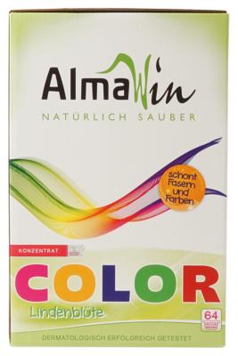 AlmaWin Color öko mosópor koncentrátum színes ruhákhoz 2kg