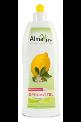 AlmaWin Kézi mosogatószer koncentrátum citromfűvel 500ml