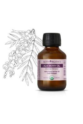 Alteya Organics Açaí bogyó olaj (Euterpe oleracea) - bio 100ml