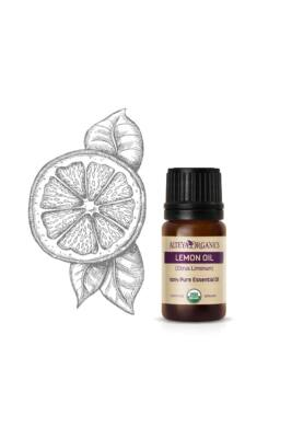 Alteya Organics Citrom (Citrus limonum) illóolaj - bio 10ml