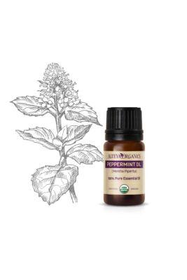 Alteya Organics Borsmenta (Mentha piperita) illóolaj - bio 10ml