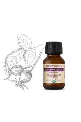 Alteya Organics Vadrózsa (csipkebogyó) olaj (Rosa canina) - bio 50ml