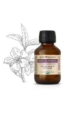 Alteya Organics Édesmandula olaj (Prunus dulcis) - bio 100ml
