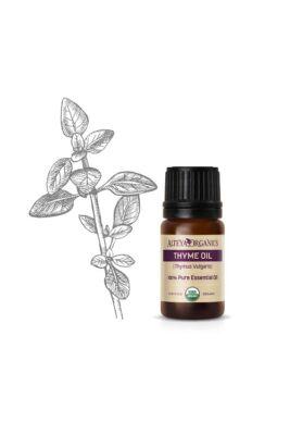 Alteya Organics Kakukkfű thymol (Thymus vulgaris c.t. thymol) illóolaj - bio 5ml