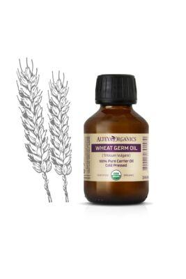 Alteya Organics Búzacsíra olaj (Triticum vulgare) - bio 100ml