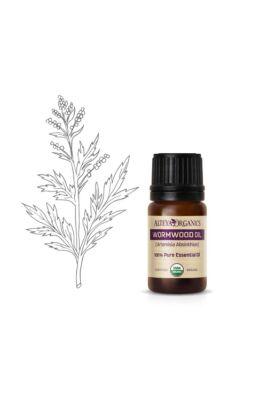 Alteya Organics Fehérüröm (Artemisia absinthium) illóolaj - bio 5ml