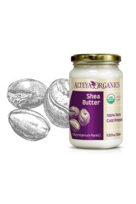 Alteya Organics Shea vaj (Butyrospermum parkii) - bio 350ml