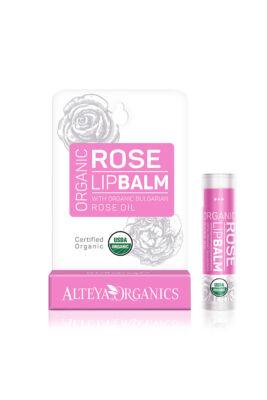 Alteya Organics Bio Ajakápoló - Bolgár Rózsa 5g