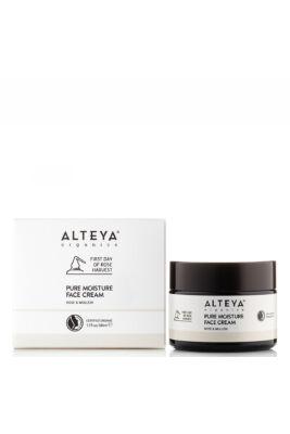 Alteya Organics Bio Rózsa & Mullein mélyhidratáló arcápoló krém 50ml