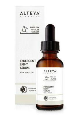 Alteya Organics Bio Rózsa & Mullein ragyogást fokozó szérum 30ml