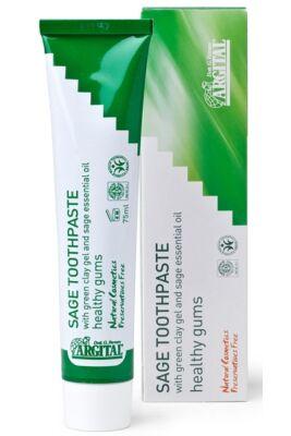 Argital Zsályás fluoridmentes fogkrém 75ml