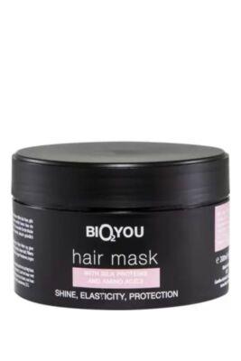 Bio2You Natúr haj maszk selyem fehérjékkel és aminosavakkal 200ml