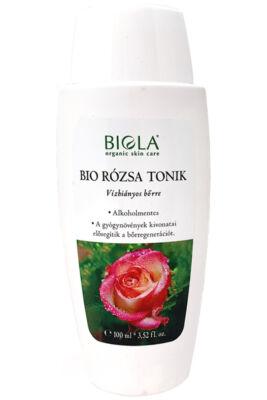 Biola Bio rózsa tonik 100ml