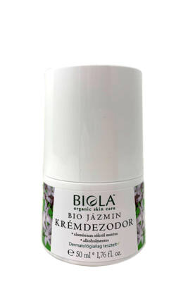 Biola Bio jázmin krémdezodor 50ml