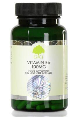 G&G B6-vitamin 100mg 120 kapszula