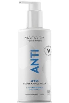 Mádara ANTI 20sec Antibakteriális kéztisztító szappan 300ml