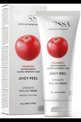 Mossa Juicy Peel bőrtökéletesítő peeling maszk 60ml