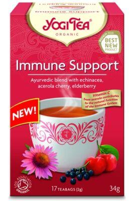 Yogi Tea Immunerősítő tea, 17 filter x 2.g (34g)
