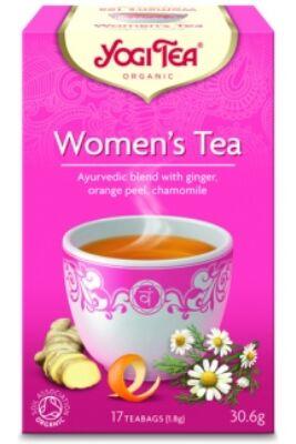 Yogi Tea Női, 17 filter x 1.8g (30.6g)