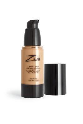 Zuii Folyékony alapozó - Natural Bisque 30ml