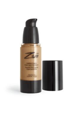 Zuii Folyékony alapozó - Natural Ivory 30ml